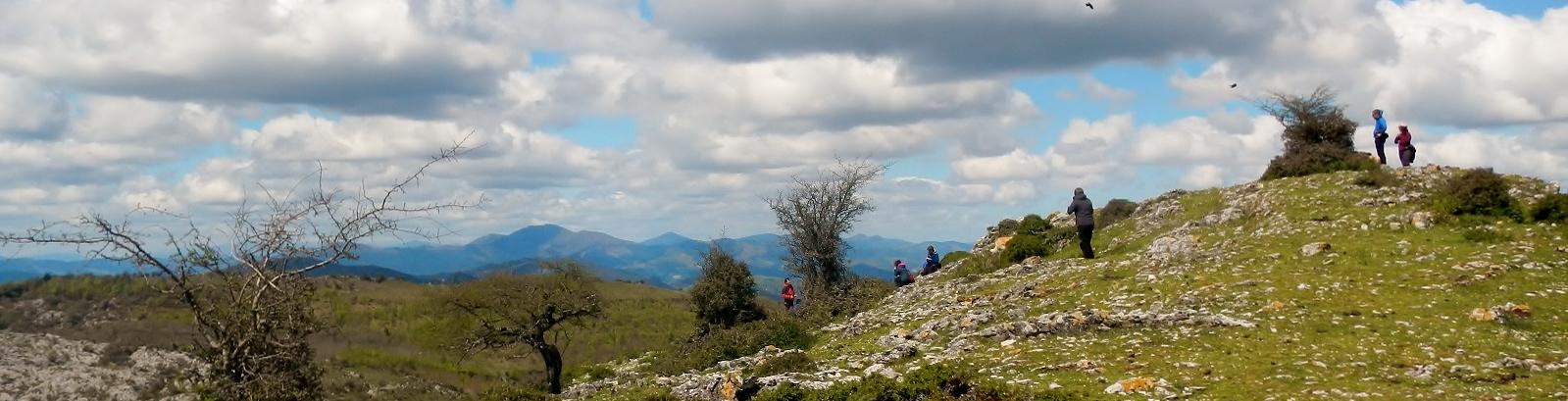 Senderismo en el País Vasco