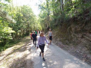 caminatas nordic walking bilbao