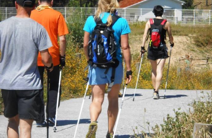 Curso Iniciación de Nordic Walking - Bilbao - (2 sesiones) @ BILBAO | Barakaldo | Euskadi | España