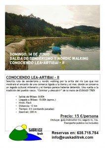 Curso Iniciación Marcha Nórdica - Bilbao @ BILBAO | Barakaldo | Euskadi | España