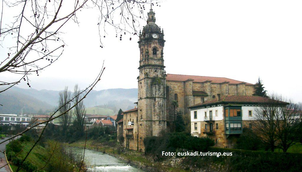 SENDERISMO y Nordic Walking: Amorebieta, tras los pasos de Andrés Espinosa @ San Julián de Musques o Somorrostro | País Vasco | España