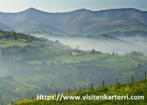 SENDERISMO y Nordic Walking: Karrantza, el valle donde el tiempo no corre @ San Julián de Musques o Somorrostro | País Vasco | España