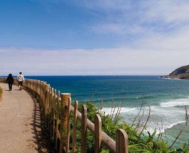 SENDERISMO y Nordic Walking: Muskiz, tras los pasos de la febril actividad minera @ Muskiz | San Julián de Musques o Somorrostro | País Vasco | España