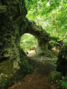 SENDERISMO interpretativo: Ruta de los laberintos de Entzia (Araba) @ Urduña   Euskadi   España