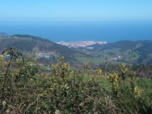 SENDERISMO y MN: Tras la necrópolis romana de Tribisburu